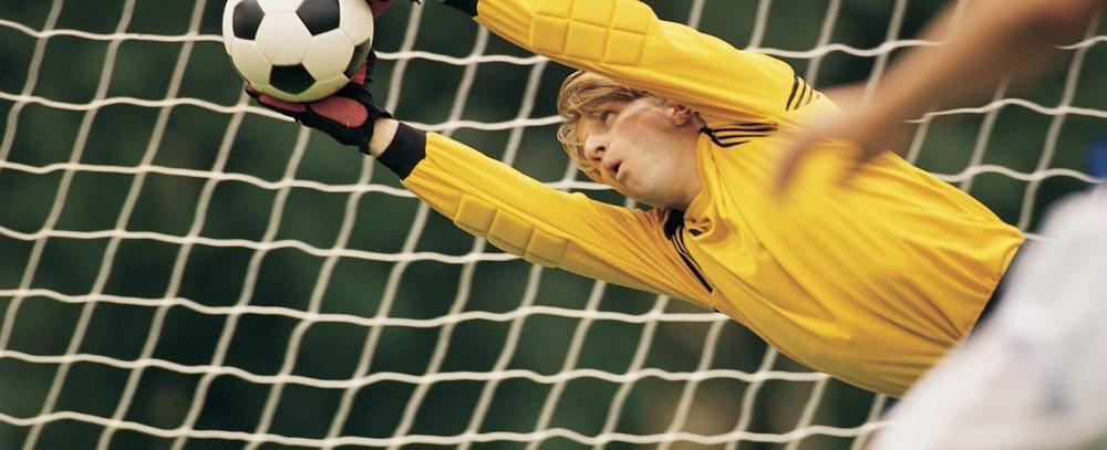 soccer player in Allen