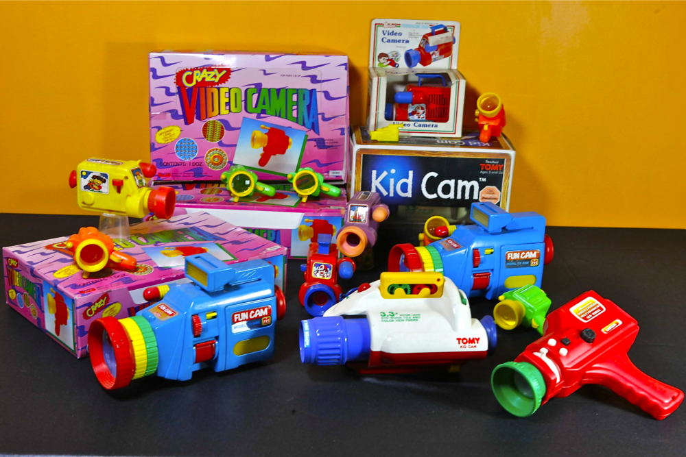 Toy Camcorders - (Collection)