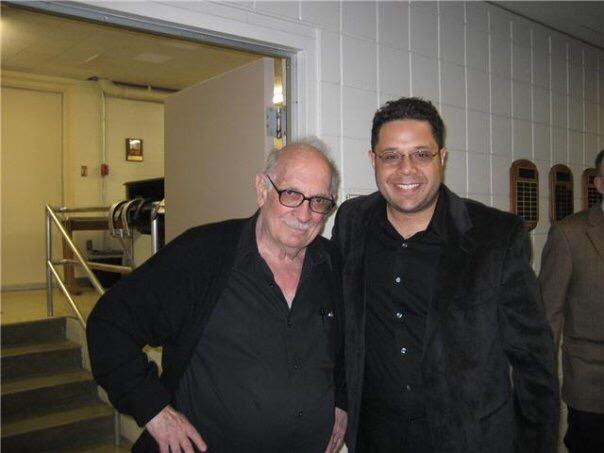 George Crumb - Hidelberg, OH, 2009