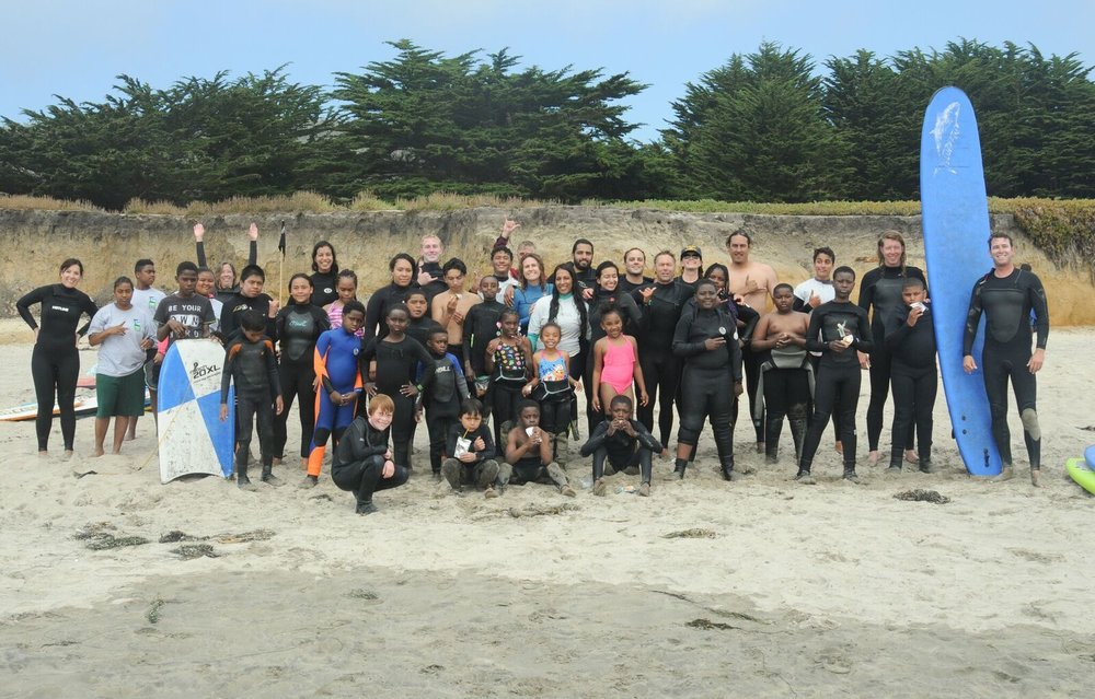 Join Us! - MeWater is a 100% volunteer-run organization. You don't have to know how to surf to help kids have a life-changing day at the beach.Join us at our next surf day or donate to make a difference!Find Out How →