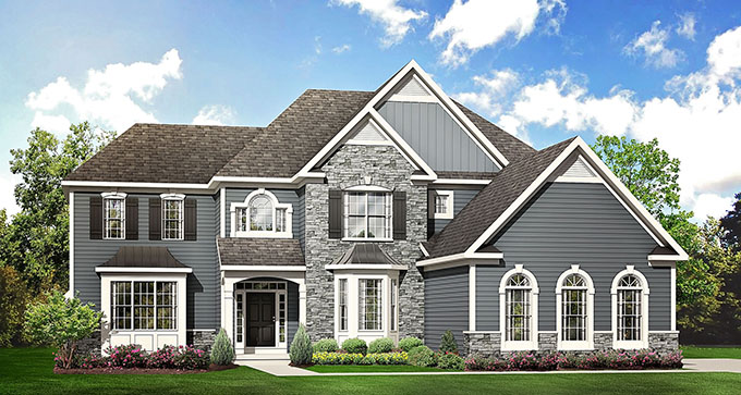 POTENTIAL HOME DESIGN FOR BLUHM ROAD