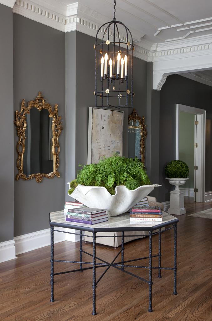 Rikki Lantern + Jonathan Table, Savage Interior Design