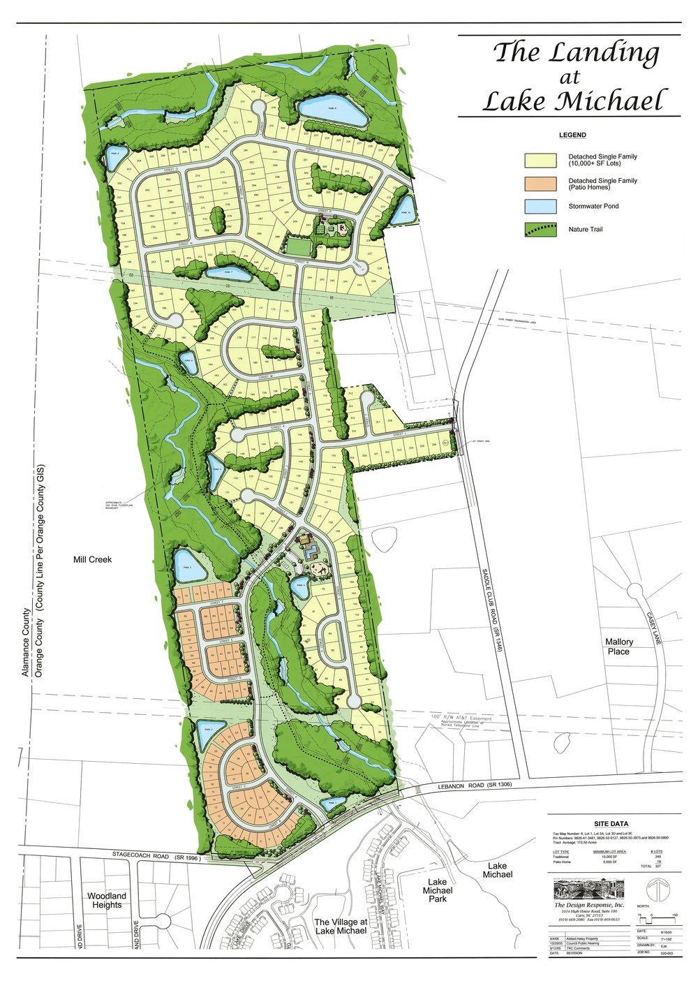 Haley Property - Site Plan 3-20-06.jpg