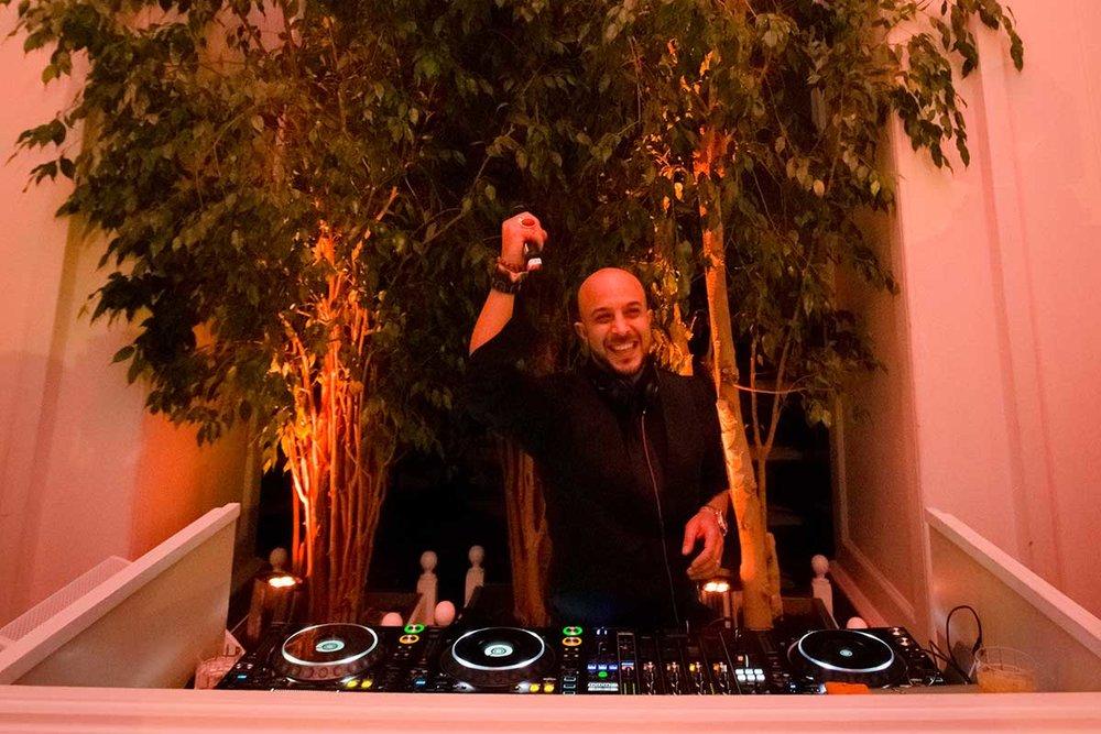 DJ Roozbeh Iranian DJ party