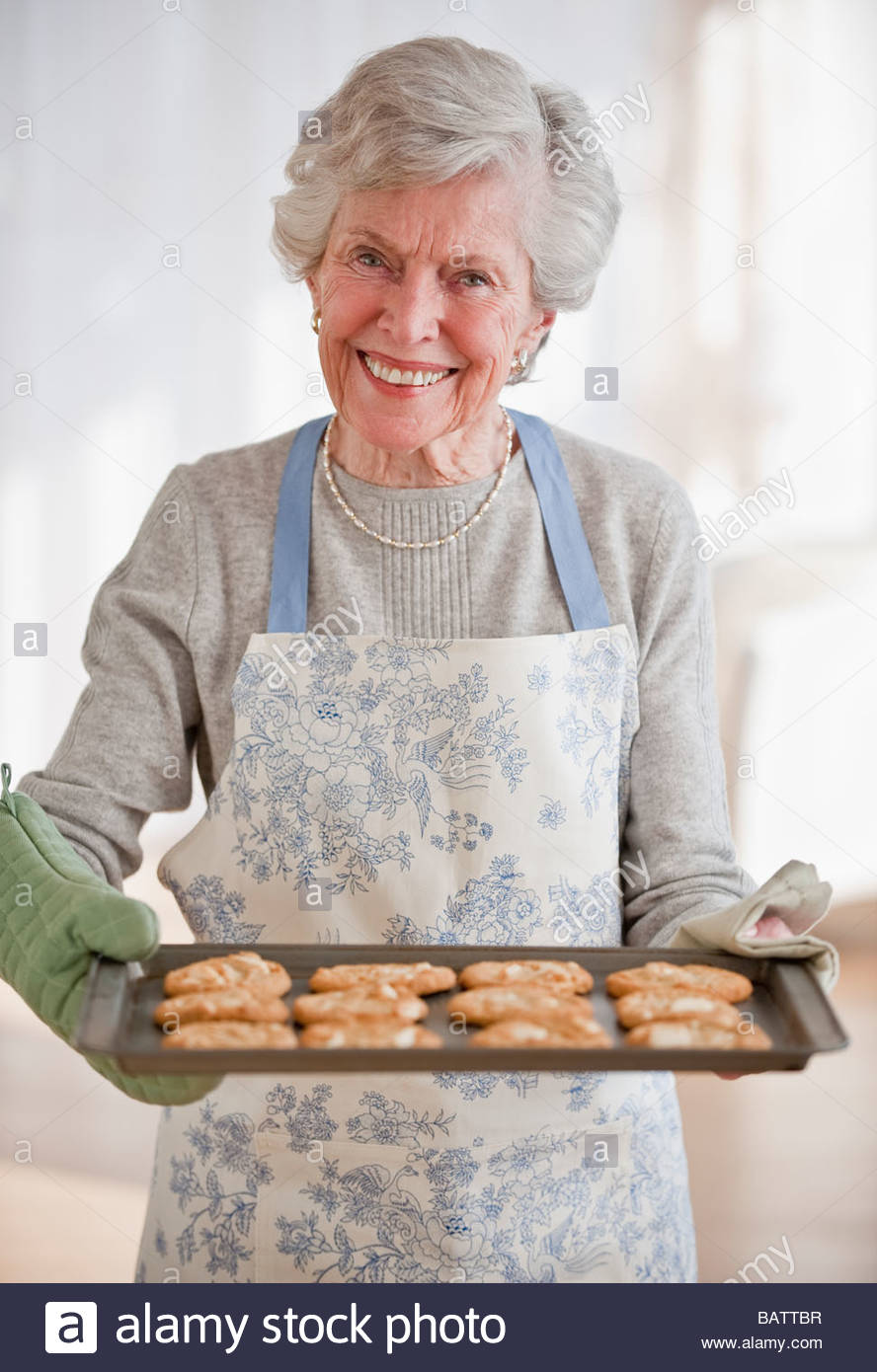 I baked some goods while writing