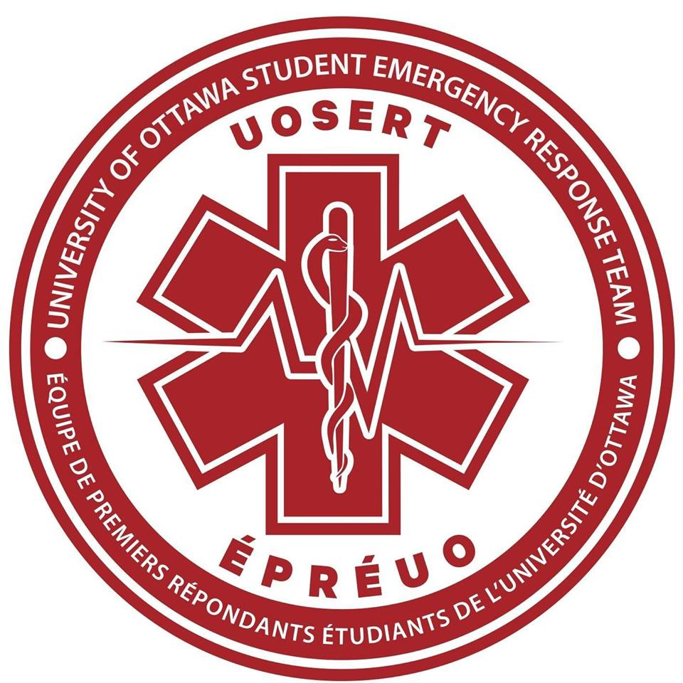 University of Ottawa Student Emergency Response Team - UOSERT - CVUO - uOttawa Clubs.jpg