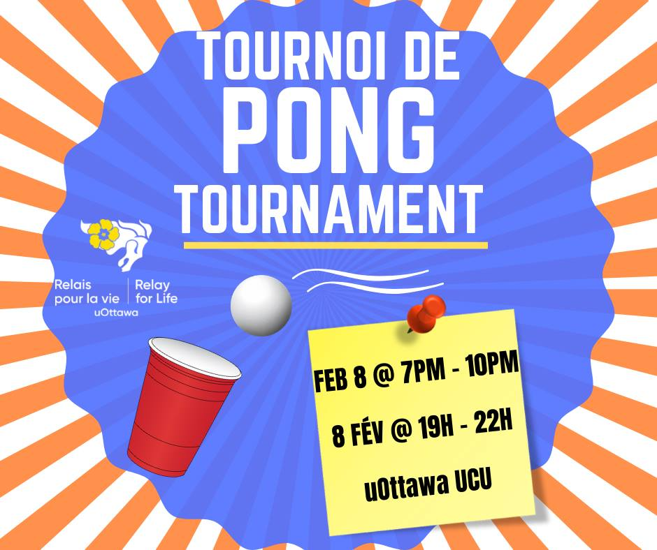 1st Annual PONG Tournament - CVUO - uottawa events.jpg