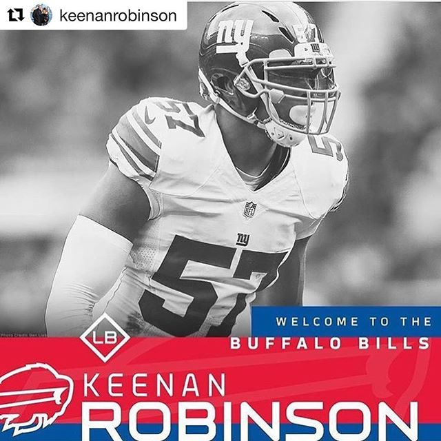 Shoutout @keenanrobinson and his new home! 👏🏼👏🏼👌🏼 #IDNUPEsStayBusy #IDNUPEs #BillsMafia