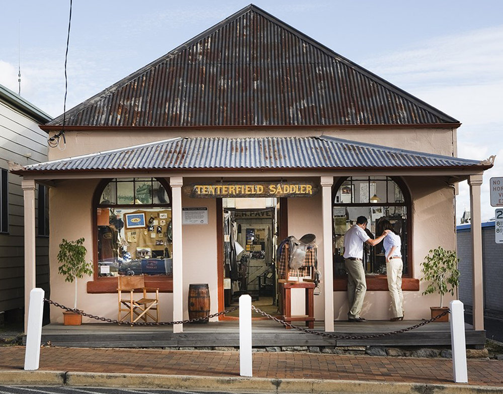 Tenterfield Saddler - Photo by TravelIn