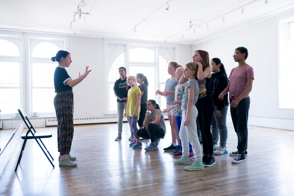 DANCE SKILLS CAMP - PA DAY CAMPS FOR AGES 9 - 13