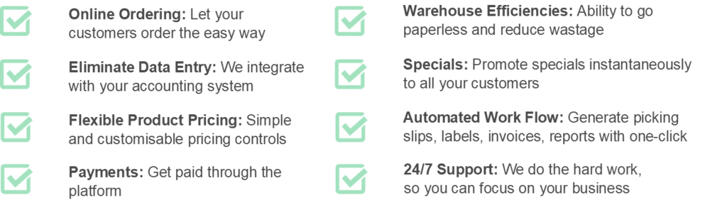 online ordering warehouse efficiencies eliminate data entry specials flexible product pricing automated work flow payments support.png