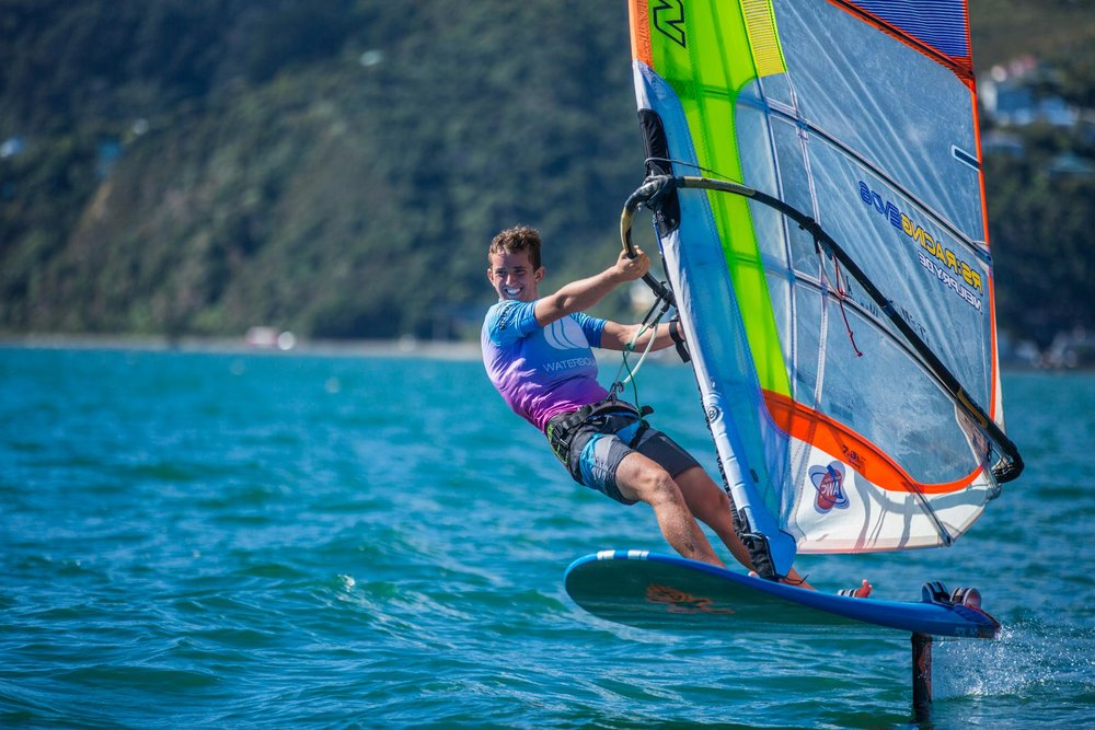 foil-windsurfing-wellington