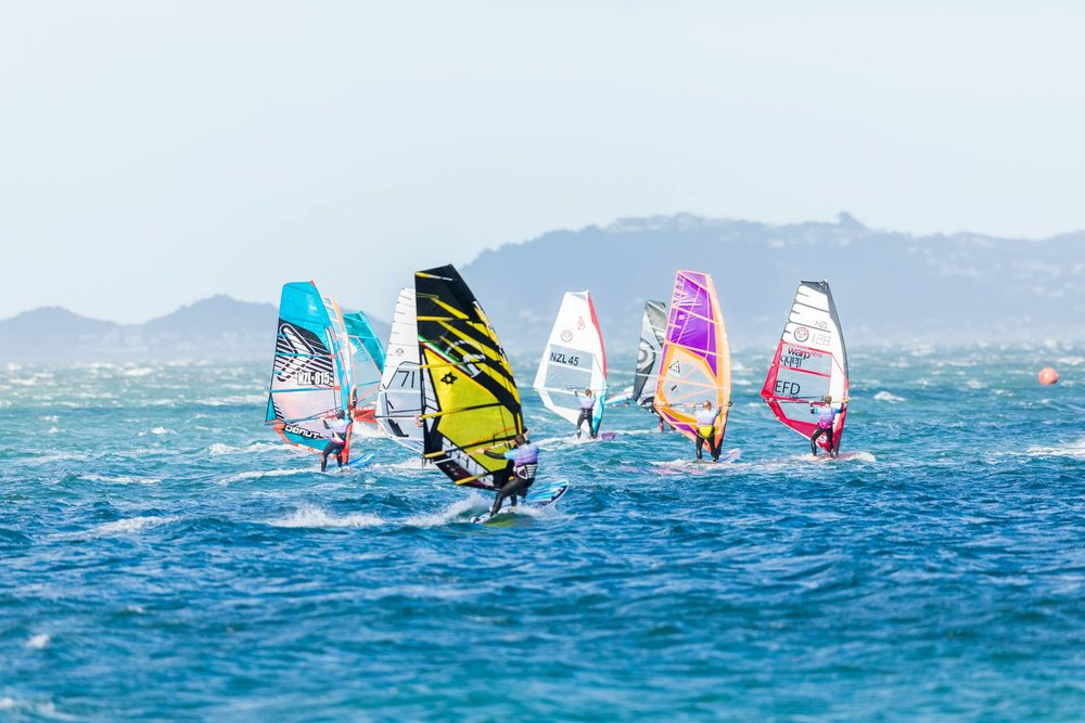 Windy Wellington - New Zealand