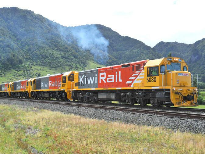 KiwiRail - Waterbourne