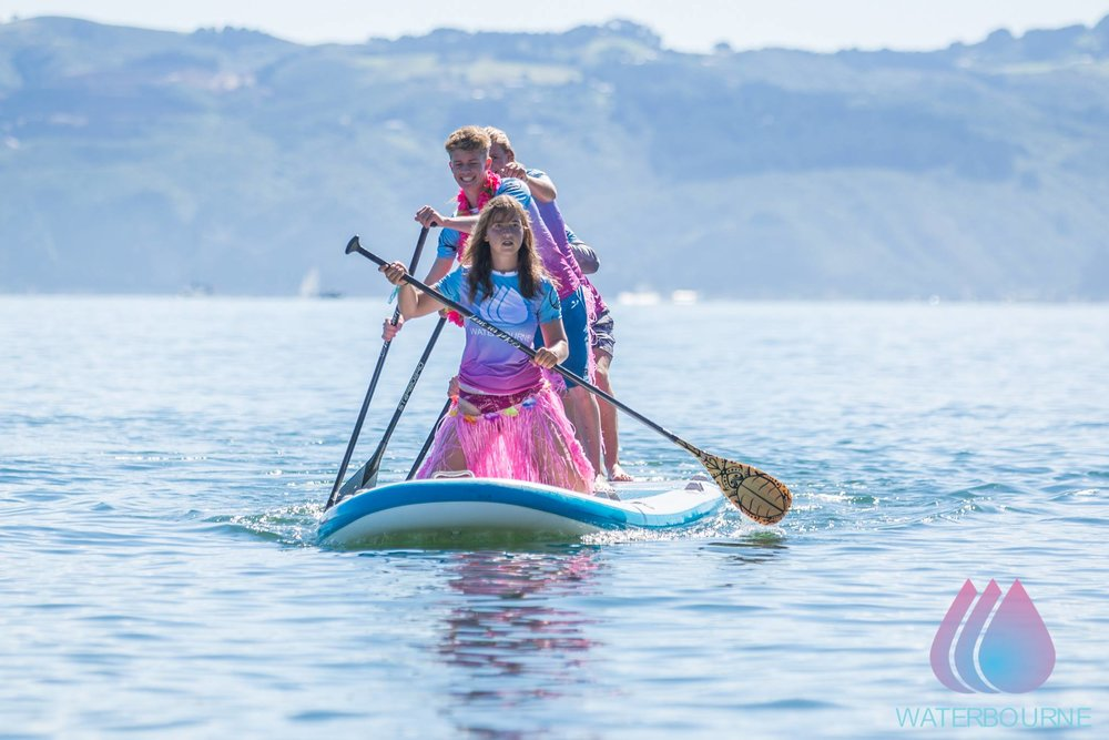 Paddle-for-Movember-Event