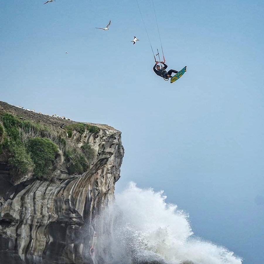 Kitesurfing-Big-Air-Event-New Zealand