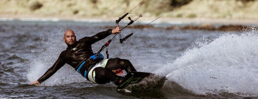 Che Ray - Waterbourne Kitesurfing Co-Ordinator