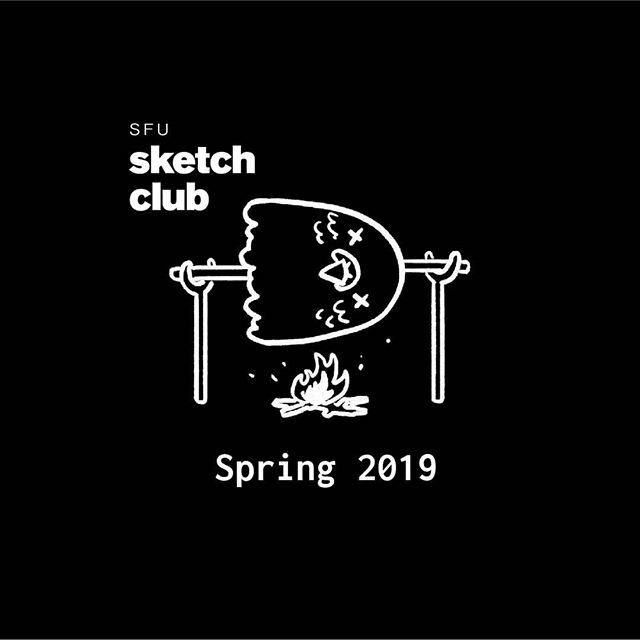 We're starting club meetings again for the Spring semester! Check out our Discord and Facebook group for the details 👌👌👌 #sfusketchclub