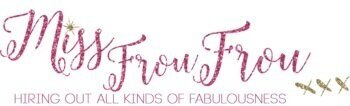 Miss Frou Frou I Wedding and Event Hire Specialists