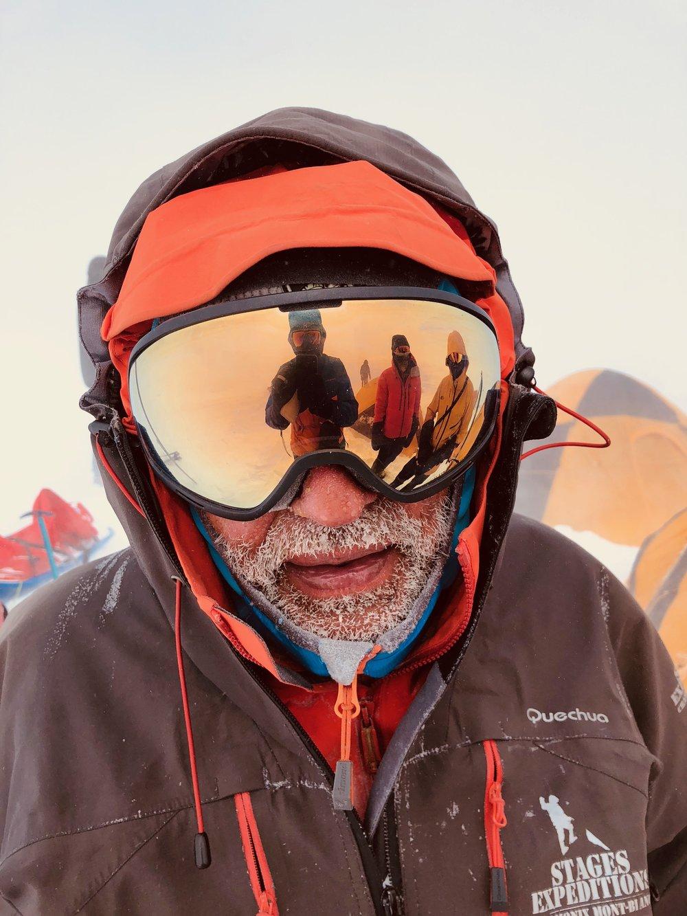 Bernard Muller   Fondateur de Montagne Expéditions - Bernie