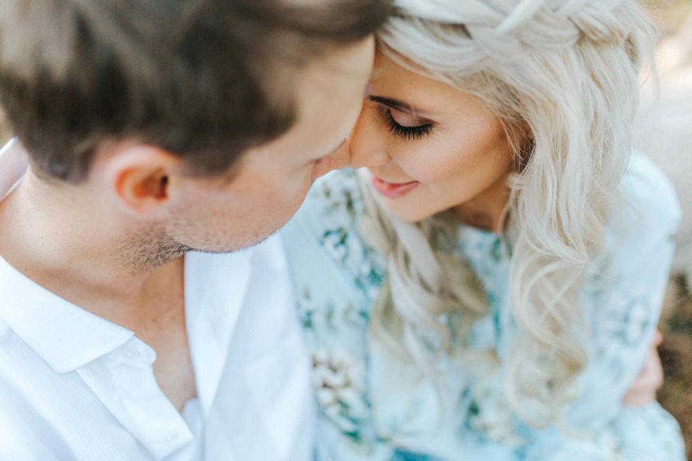 Brenden & Carissa - engaged