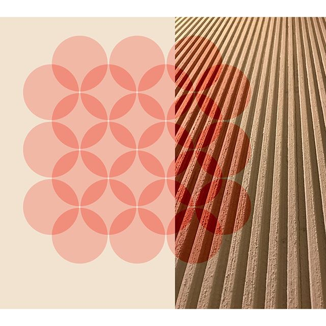 just a little play with patterns and colours while waiting for the ferry  #design #pattern #graphics #photo #surfacedesign #surface #interior #colours #photoshop #stripes #pink