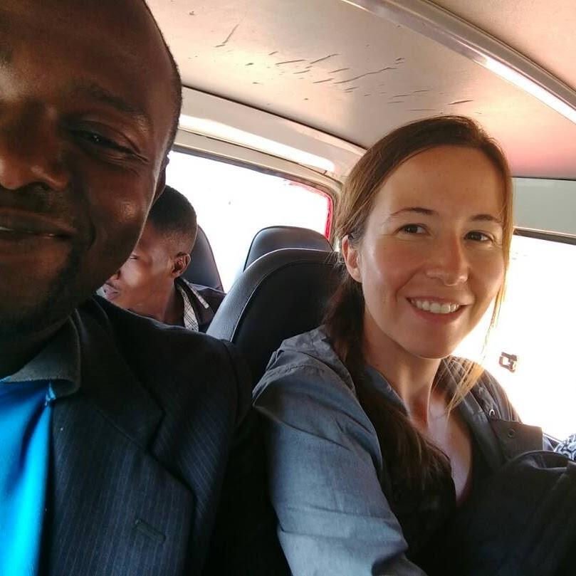 Mariah Coley, PhD Student, University of California, Davis