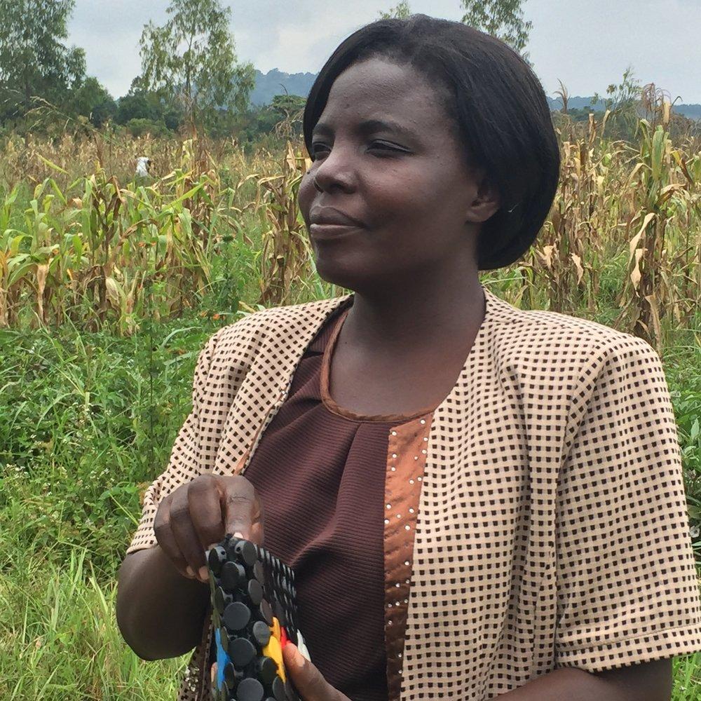 Helen Acuku, TEWDI Uganda   Local Implementing Partner