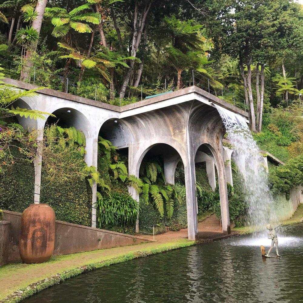 Monte Palace Tropical Garden, Madeira