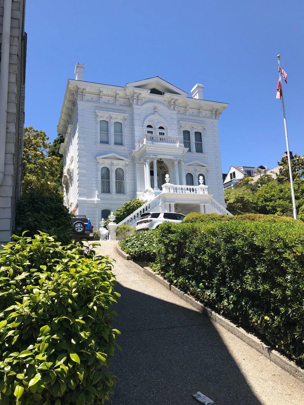Italianate Villa Style Victorian