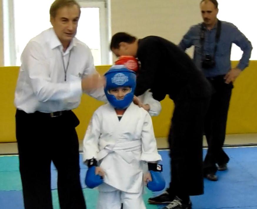 Первый бой Ольги Джугашвили