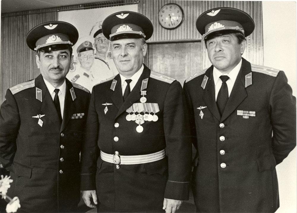 Джугашвили, Чапаев, Гастелло