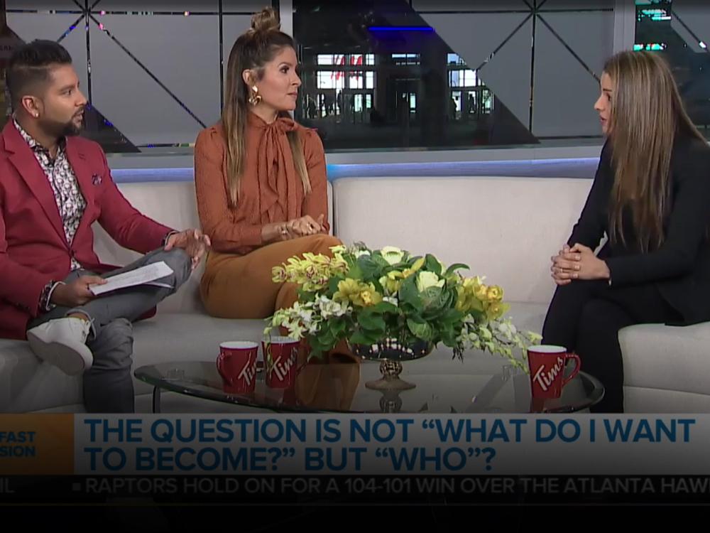 Breakfast Television Toronto - January 9, 2019 - Interview with Rumeet Billan