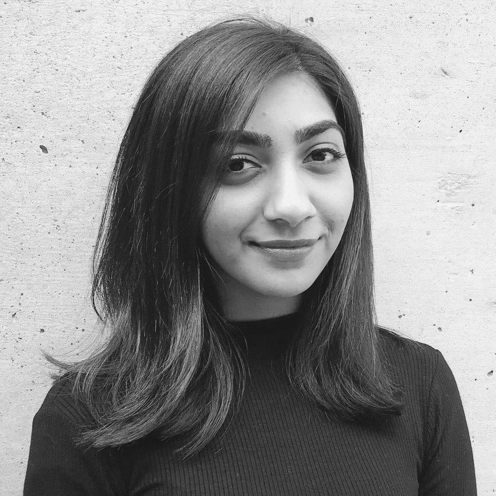 Sidra Fatima • Los Angeles, CA    Master of Urban Planning '19 • Harvard Graduate School of Design