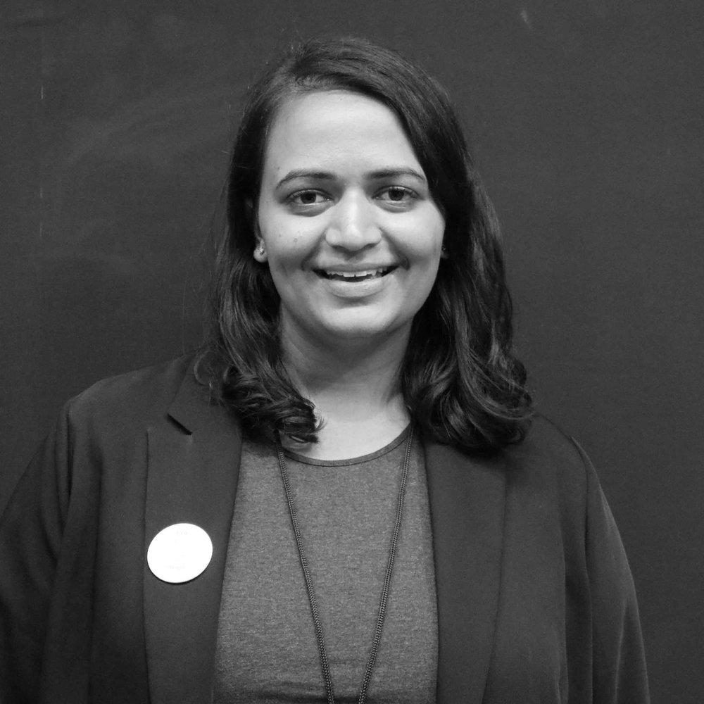 Nerali Patel   • Johannesburg, South Africa    Master's in Urban Planning   • Harvard Graduate School of Design