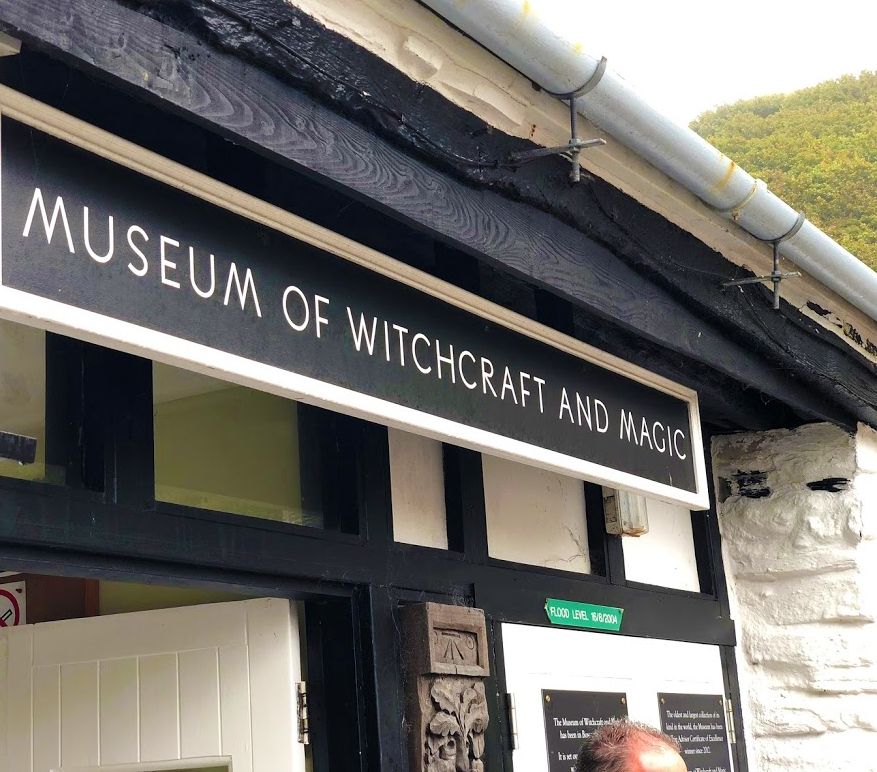 Museum of Witchcraft Boscastle