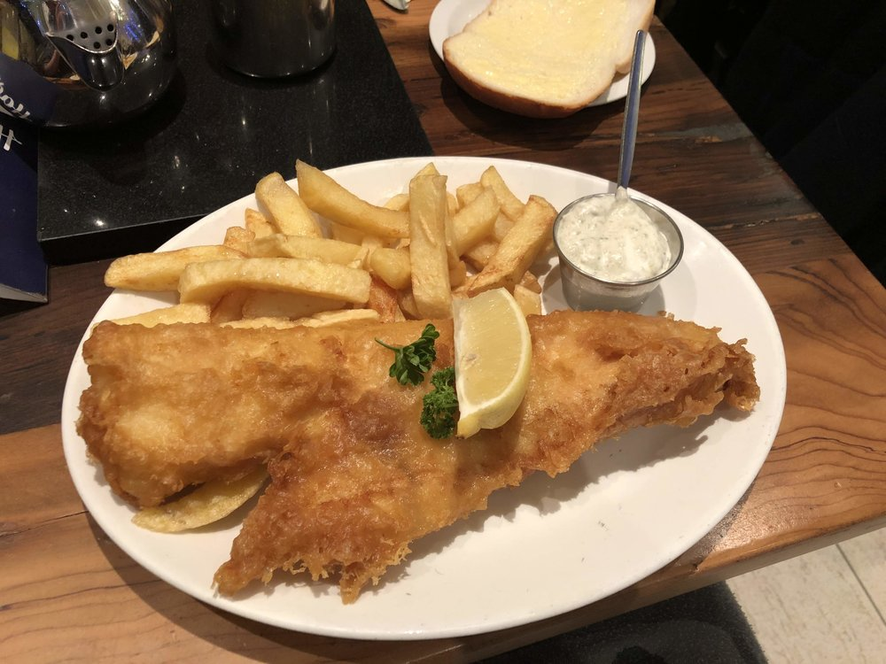 Best Fish & Chips Ever