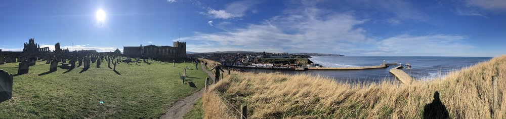 Whitby Panoramic