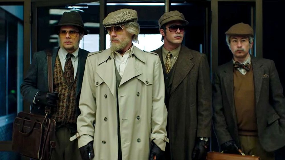 """American Animals"" - AFS Presentation: January 25-26, 7PM LPCA(Photo: birthmoviesdeath.com)"