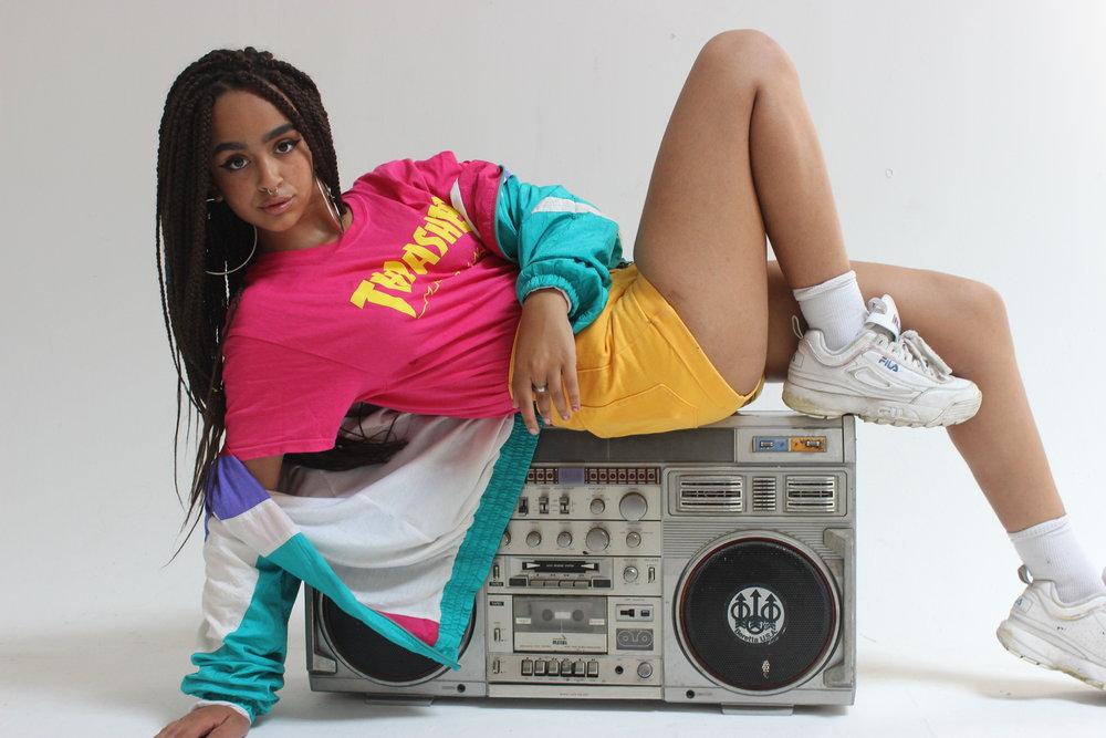 Kayla - Artist and Model