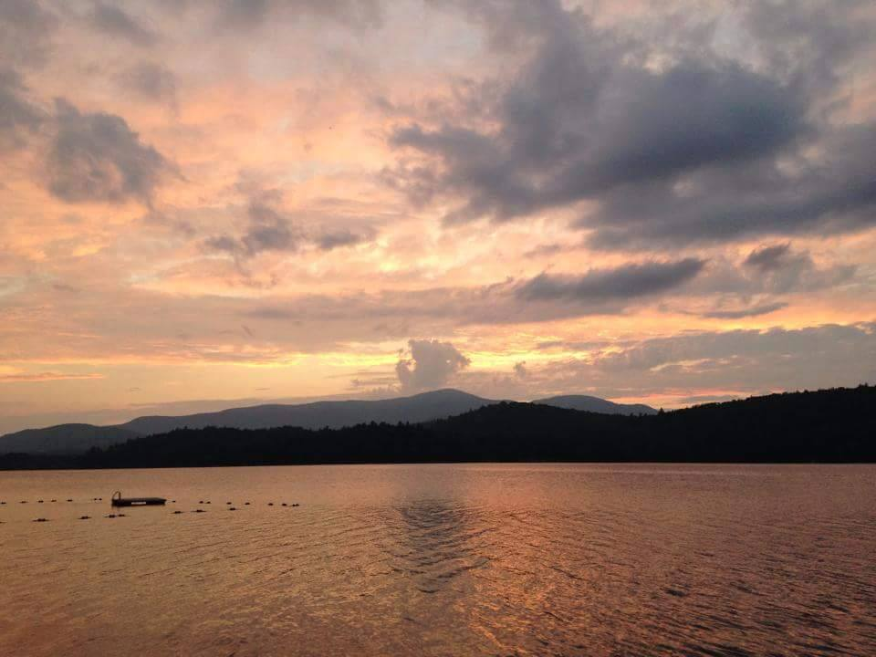 Favorite place on earth: Adirondack Mtns.