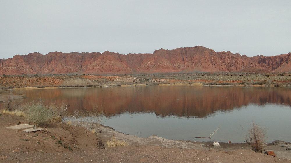 Ivin's Reservoir