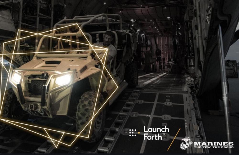 USMC: Modular Logistics Vehicle Co-Creation Campaign - Digital Marketing Strategy, Campaign & Content Development, Social Media, SEM/SEO, Media Planningwww.launchforth.io