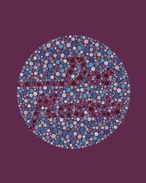 Colour Blind Grahamscottpark Art