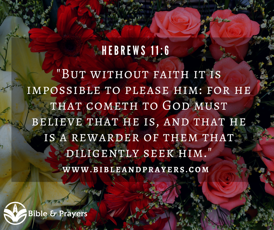 Bible Verse Hebrews 11-8