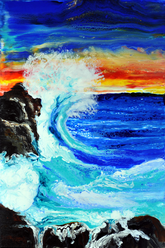 The Seventh Wave  $850