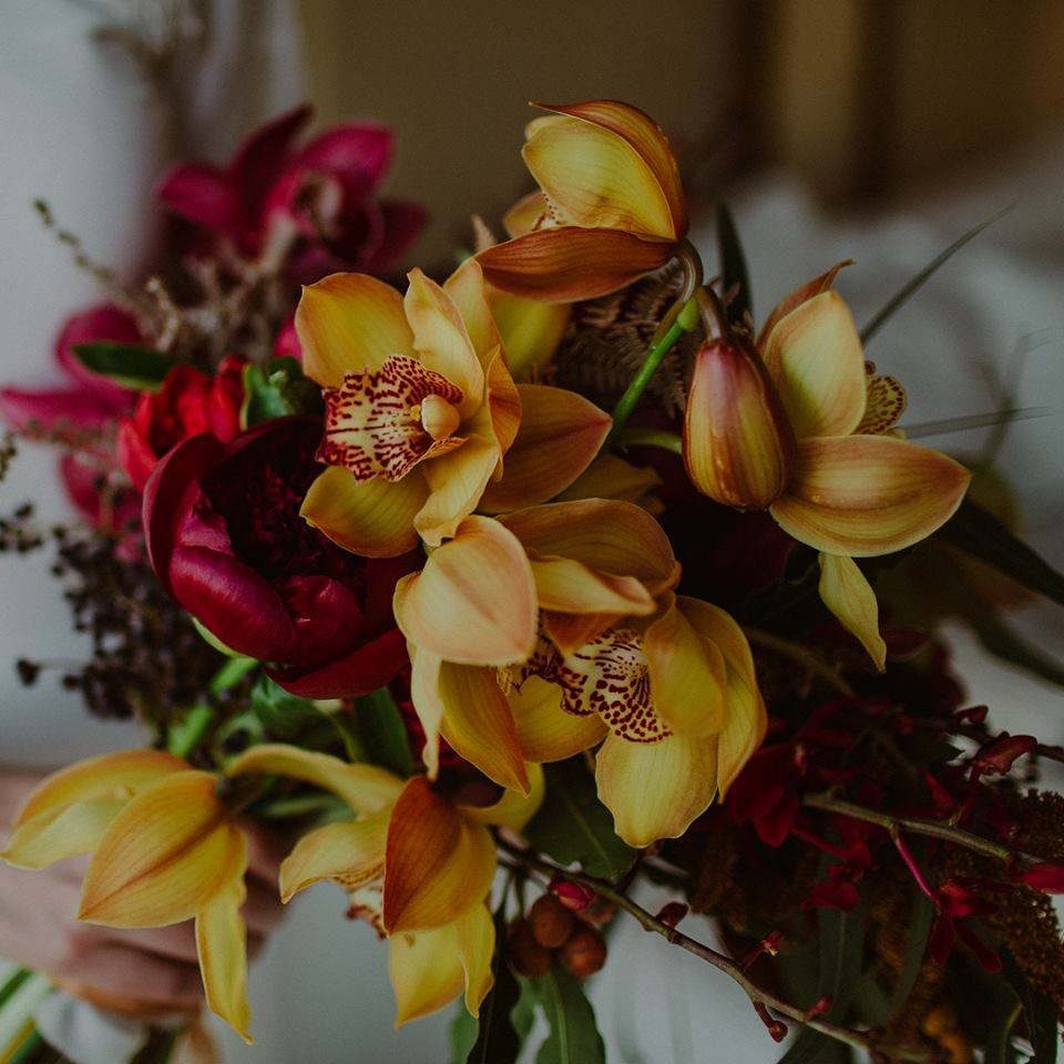 Wildeflower Cape Town flowers weddings