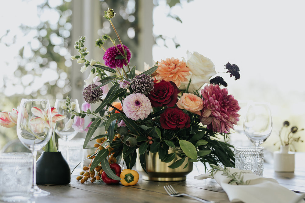 Cape Town wedding luxury flowers