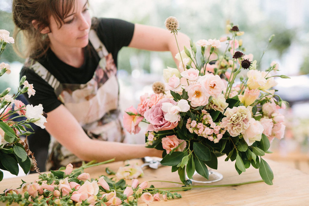 Wildeflower wedding flowers 8