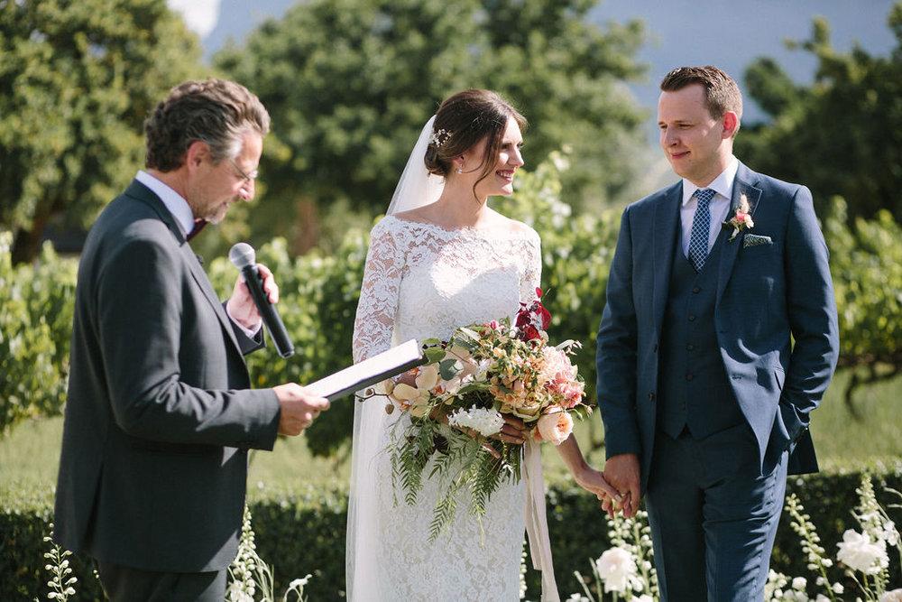 floral aisle wedding Wildeflower 10